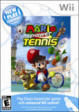 Mario Power Tennis (Nintendo Wii)